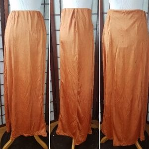 NWT ZARA COLLECTION MAXI SKIRT